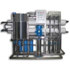Обратноосмотическая установка Контур М(Н, О) – 1 м3/ч