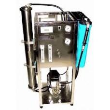 Установка обратного осмоса с насосом Aquapro ARO-800GPD