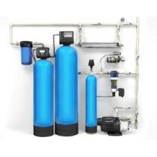Монтаж водоподготовки и водоснабжения