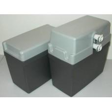 Умягчитель кабинетного типа Delta TIBERA-Duplex производительность до 2600 м3/час