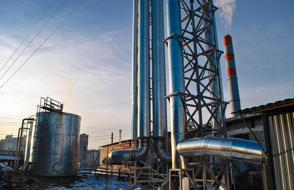 Подготовка воды для котлов в Екатеринбурге